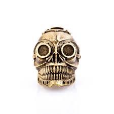 <b>Бусина для темляка Steampunk</b> Skull - купить в интернет магазине