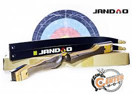 """<b>Лук рекурсивный Jandao Beginner</b> 68"""" (черные плечи) 38# LH ..."""