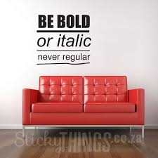 office wall art decal quote art for office walls