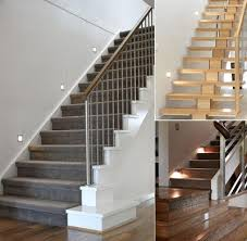 20 creative and modern staircase lighting designs 20 4 application lamps staircase
