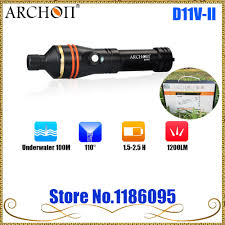 ARCHON J1 100m Diving Laser Pointer <b>Green Laser Pointers</b> Torch ...