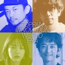 J-WAVE TOPPAN INNOVATION WORLD ERA