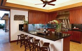 kitchen counter fancy small decoration ideas