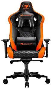 <b>Кресло компьютерное Cougar Armor</b> Titan-BO Black/Orange ...