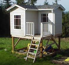 Playhouse plans   woodworking designsPlayhouse plans