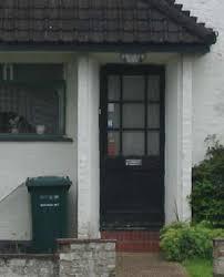 Image result for dustbin infront of main door