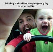 FunnyMemes.com • Cute memes - Asked my husband how everything was ... via Relatably.com