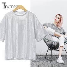 summer women t shirts 2019 new mesh sheer long sleeve o neck sexy transparent short t shirt