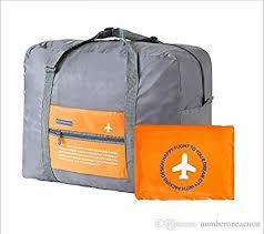 Tallin ABS Nylon <b>Portable Large Capacity</b> Folding Travel Bag ...