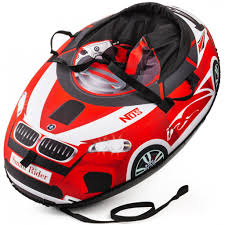 Small Rider Snow Cars 2 - надувные санки-<b>тюбинг</b>, красный ...