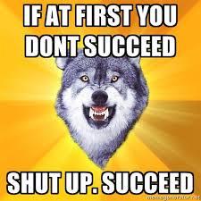 25 Inspiring Courage Wolves | SMOSH via Relatably.com