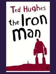 Resultado de imagem para ted hughes the iron man