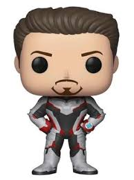«<b>Фигурка Funko POP Marvel</b>: Avengers Endgame – Tony Stark ...