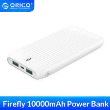 <b>ORICO 10000mAh</b> Large Capacity Slim <b>Power Bank</b> Dual USB ...
