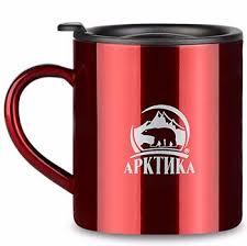 Купить <b>термокружка Арктика 0.4 л</b> 802-400 (Red) в Москве в ...