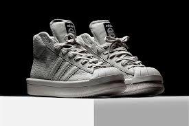<b>Rick Owens X adidas</b> Mastadon Pro Model (Pearl Grey) - Sneaker ...
