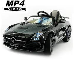 <b>Электромобиль Mercedes</b>-<b>Benz SLS</b> AMG Black Carbon Edition ...