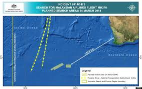 Image result for mh370 search area