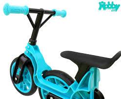 <b>Беговел</b> ОР503 <b>Hobby bike Magestic</b>, цвет - aqua black от <b>RT</b> ...