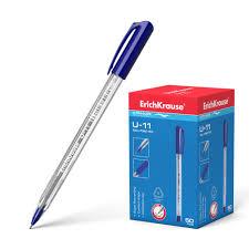 <b>Ручка шариковая Erich Krause</b>, Ultra Glide Technology U-11 синяя ...
