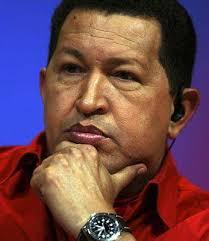 play Er will für sein Land eine andere Zeit: Präsident Hugo Chávez. - Hugo-Chavez