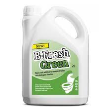 <b>Жидкость</b> для биотуалета Thetford <b>B</b>-<b>Fresh Green</b>, нижний бак, <b>2</b> л