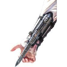 <b>Игрушечное оружие</b> Ассассина клинок Assassin's Creed Black ...