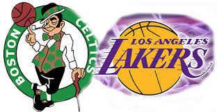 Image result for lakers celtics