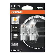 <b>Лампа</b> светодиодная <b>OSRAM W21W</b> (W3*16d) LED Premium ...
