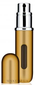 <b>Атомайзер</b>, золотистый - Travalo <b>Classic HD</b> Gold Refillable Spray ...