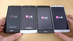 LG Spirit vs. LG G3 S vs. LG L Bello vs. LG G2 - Which Is Faster? (4K)
