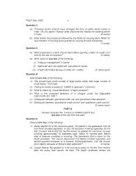 demand promissory note banking and insurance law and practice exam the document