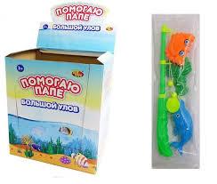 Настольная игра Рыбалка <b>Junfa</b> Toys *Большой улов* - PT-01257 ...
