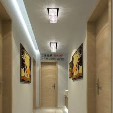 2w crystal ceiling lamps corridor light hallway lamp for home lighting fixture hallway light led 220v best lighting for hallways