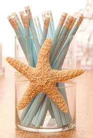 starfish pencil holder beach room decor diybeach theme beach theme furniture 1000