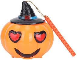 Halloween Pumpkin Lamp, Portable Pumpkin Shape ... - Amazon.com