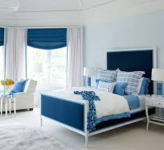 teens room amusing bedroom ideas for teenage girls with navy wall color and dark blue headboard also white curtain plus drum shape white double table lamp amusing white room