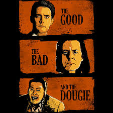 Design <b>The good</b>,the <b>bad</b> and the <b>dougie</b> by Pescapin - Pampling.com