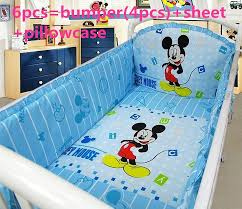 67pcs mickey mouse baby bedding sets c baby mickey crib set design