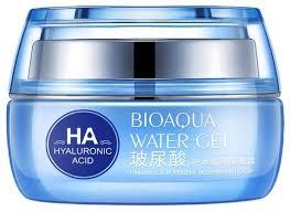 BioAqua HA Water Get Увлажняющий <b>крем для лица с</b> гиалурон ...