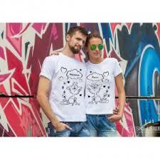 <b>Парные футболки</b> Бонни и Клайд в Ростове-на-Дону (1821 товар ...