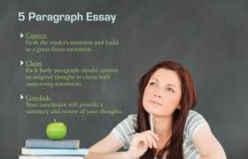 How to Write a Five Paragraph Essay Homework Tips  About com