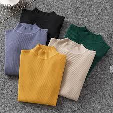 <b>Autumn Winter Women Knitwear</b> Sweater Casual Long Sleeve ...