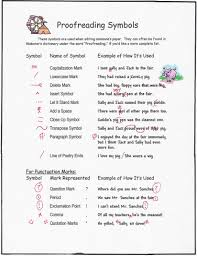 proofreading symbols page the english emporium proofreading symbols page 1