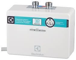 <b>Проточный</b> электрический <b>водонагреватель Electrolux NPX4</b> ...