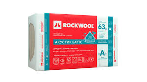 Плиты <b>Rockwool Акустик</b> Баттс – Звукоизоляция квартиры, дома ...