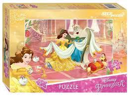 Купить <b>Пазл Step puzzle</b> Disney Красавица и Чудовище - 2 ...