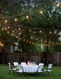 backyard string lights patio ambiance cozy comfy outdoor backyard string lighting