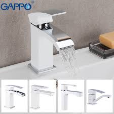 <b>GAPPO</b> mixer bathroom <b>sink faucet basin faucet</b> chrome brass ...
