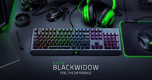 Mechanical <b>Gaming Keyboard</b> - Razer BlackWidow